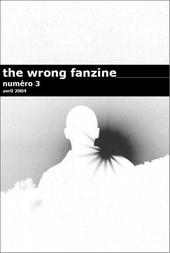 The wrong fanzine hiphop n°3 (gratuit)