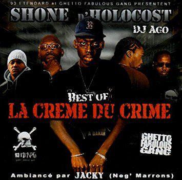 Shone d'Holocost - La crème du crime (best of)