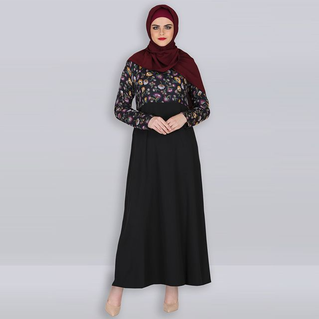 a3ac281c4ba2f Hijab Fashion Trends and muslim fashion trends has been increased in Muslim  countries along with abaya fashion trends for modest women.