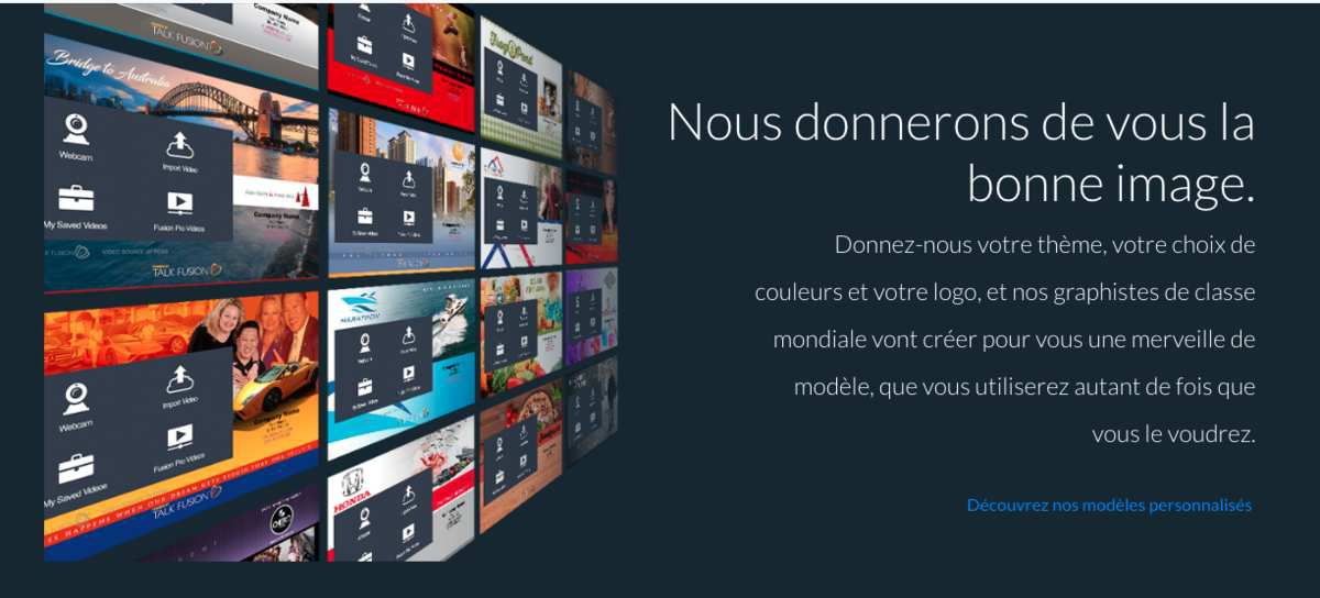 VIDEO EMAIL - Talk Fusion France Europe Anna Reda