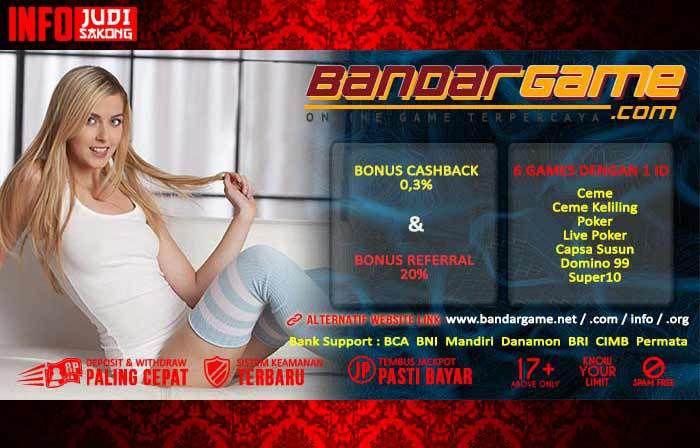 Image of Bonus Cashback Super10 Online BandarGame