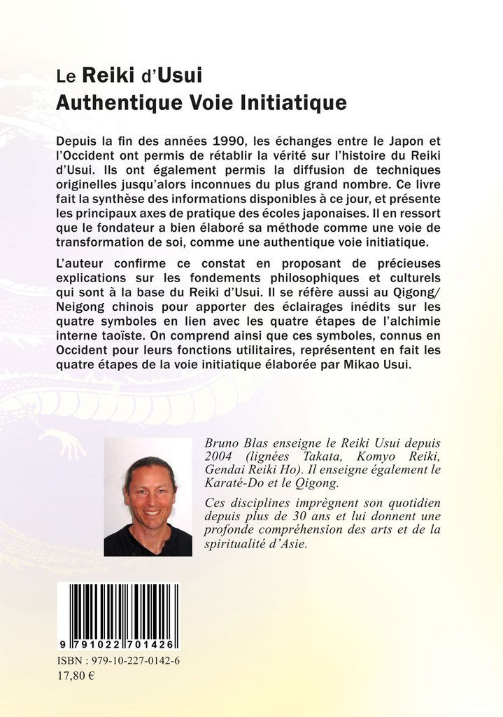 Le Reiki d'Usui, authentique voie initiatique