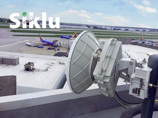 John Glenn Columbus International Airport Upgrades Local Area Network Connectivity with Siklu's mmWave Wireless Radios