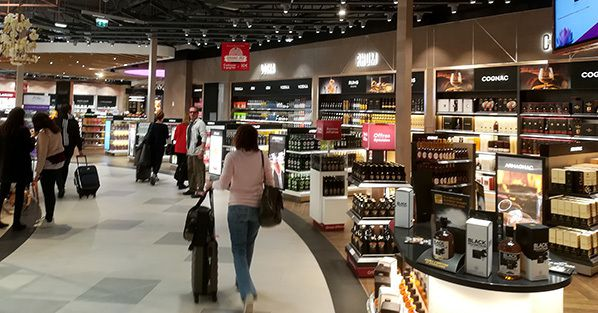 duty free toulouse blagnac dufry