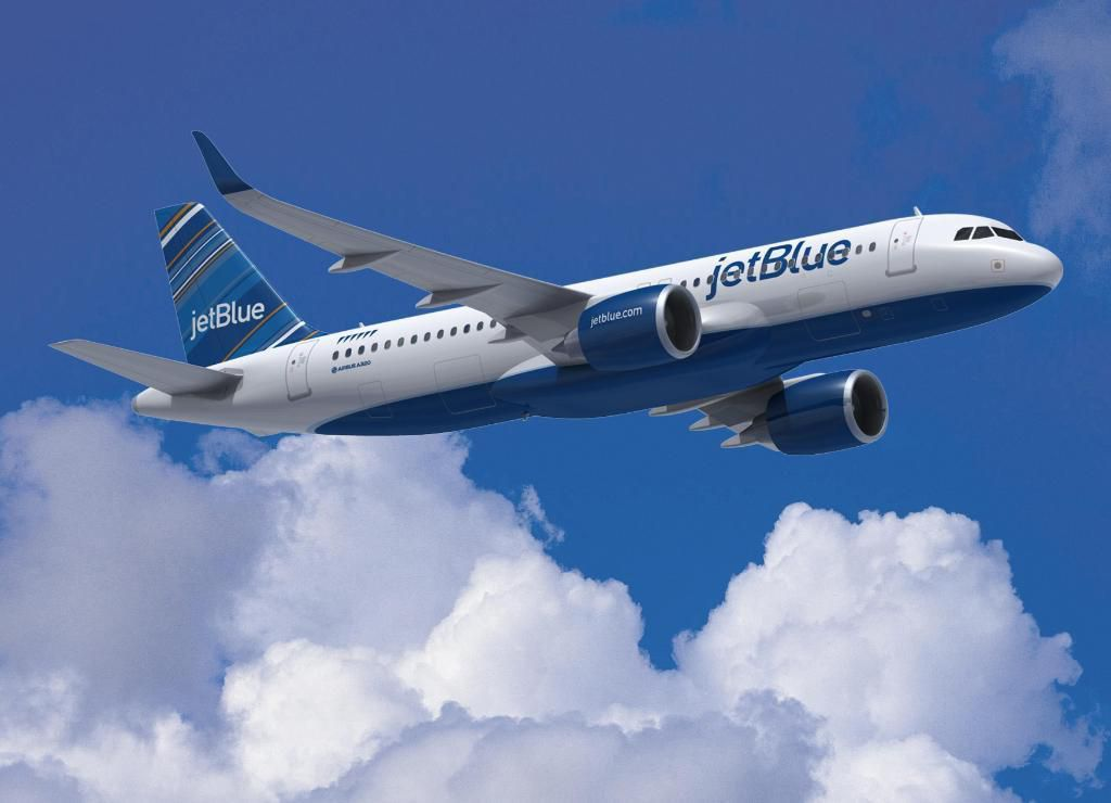 jet blue airways airbus neo
