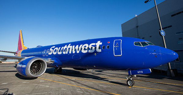 southwest airlines boeing