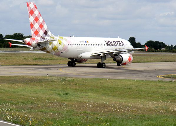 volotea compagnie aerienne low cost