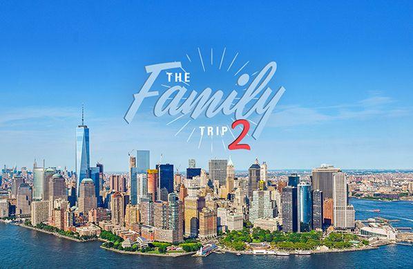 la compagnie family trip 2