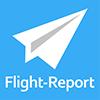 logo flight report