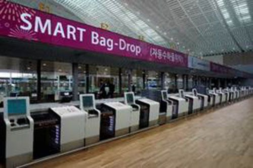 smart drop bag incheon airport sita
