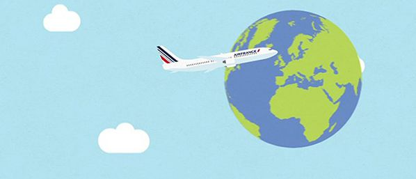 air france developpement durable