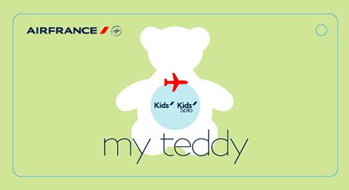Air France : Enfants et bébés, bienvenue à bord