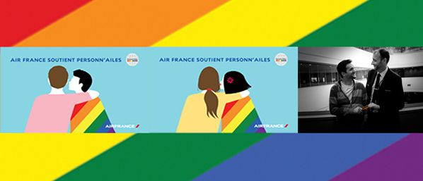 lgbt marche fierte gay air france
