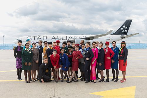 star alliance Ted Fahn