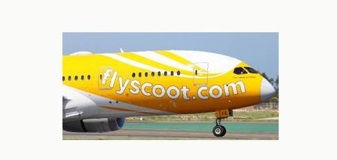 flyscoot scoot cheap airline singapour