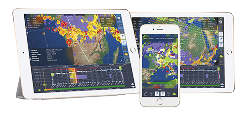 EFB Weather Awareness Solution  ewas sitaonair