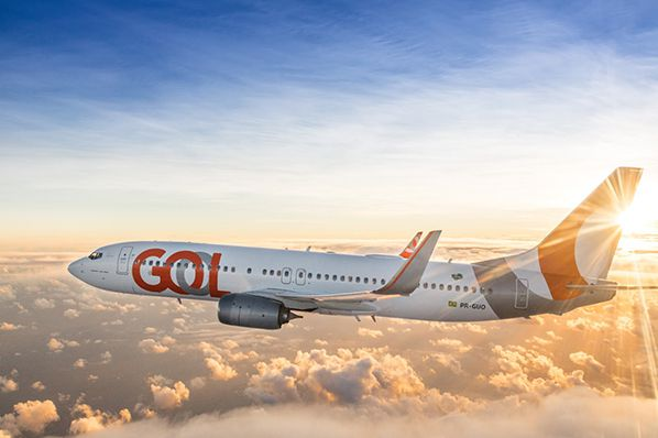 gol airlines brazil transportes aerolineas