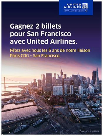 concours united san fransico