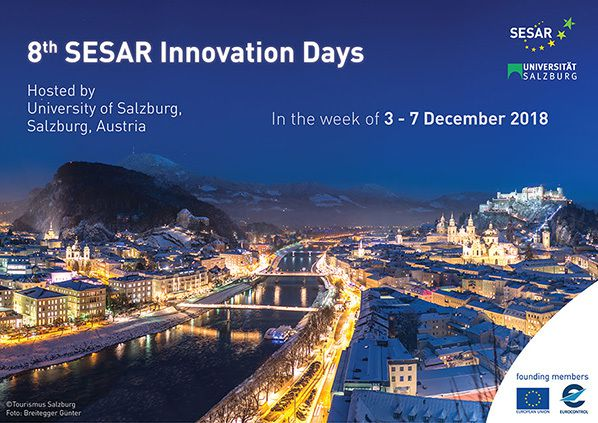 sesar innovations days sids 2018 salzburg austria