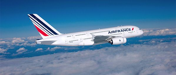 air france airbus a 380 atlanta paris cdg