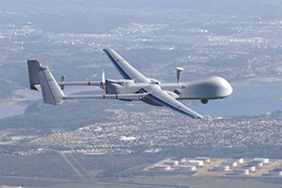 RPAS validations DSNA large drone