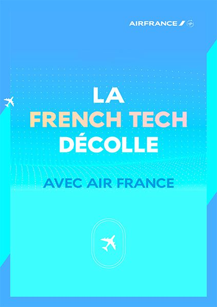 AirFrance french tech