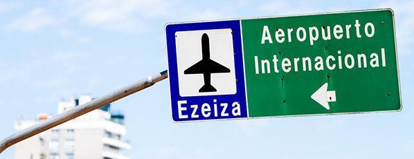 ezeiza Buenos Aires International Airport  argentina