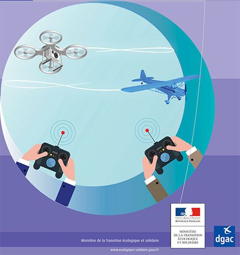 formation telepilote loisir