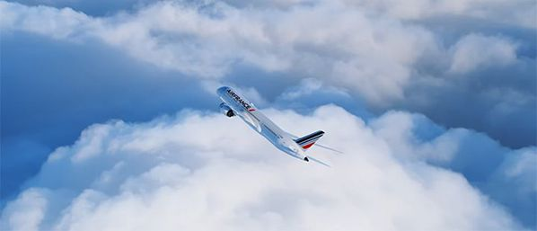 air france boeing 787 dreamliner