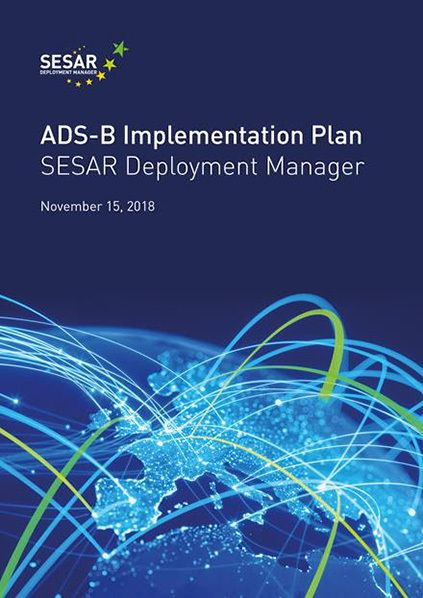 ads b implementation plan cover
