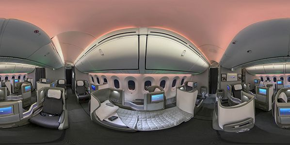 british airways customer virtual reality experience
