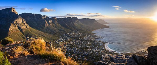 british airways_Cape Town Sunset Panorama_© Johan Sjolander