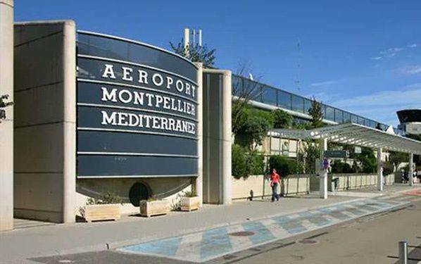 aeroport montpellier mediterranee