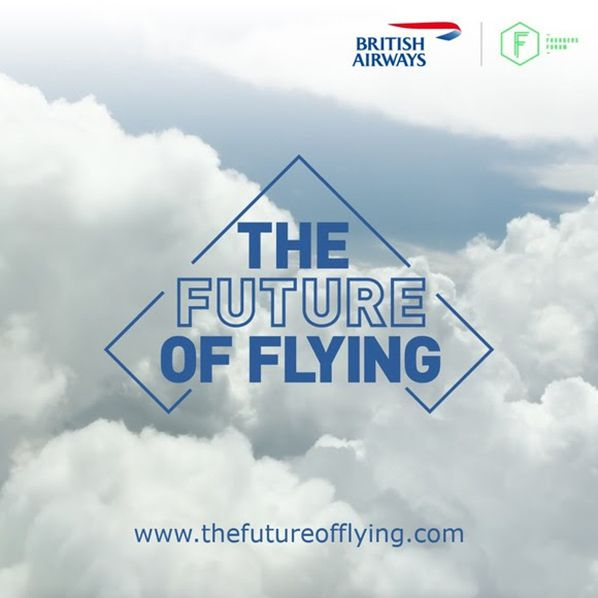 Future of Flying competition british airways