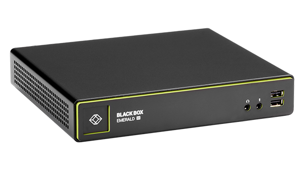 The Emerald product family provides a high degree of flexibility and network security essential to state-of-the-art KVM (keyboard, video, mouse) extension and switching.