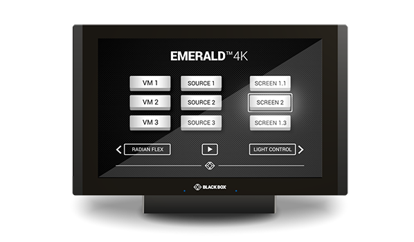 ControlBridge™ Multisystem and Room Control System