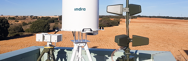 ARMS indra Anti RPAS Multisensor System