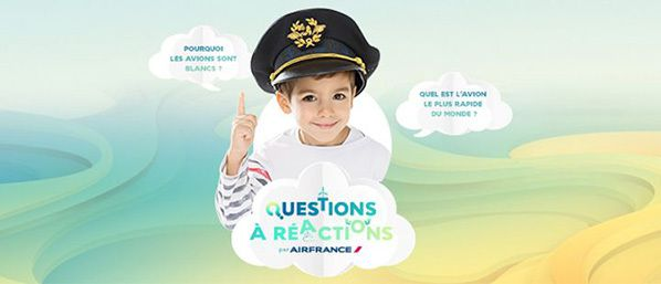 questions reactions air france logo