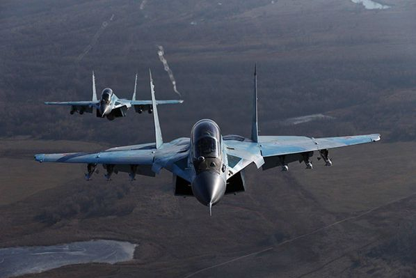 MiG confirmed the readiness to supply the MiG-35 air complex for Delhi under exclusive conditions