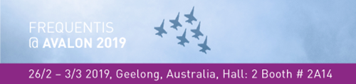frequentis Avalon Airshow in Melbourne