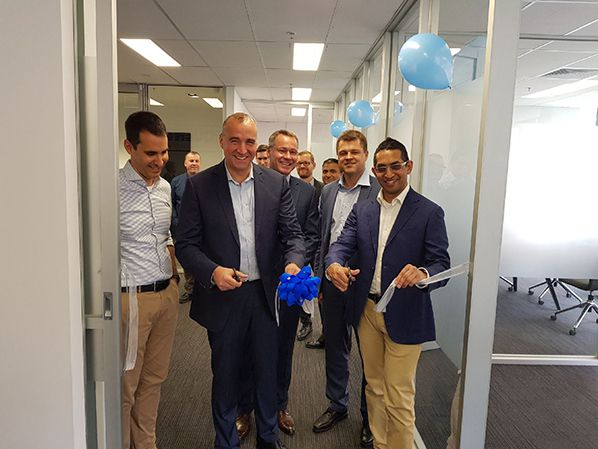 Frequentis Australasia opens Melbourne office