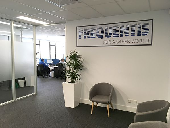 Frequentis Australasia Melbourne office