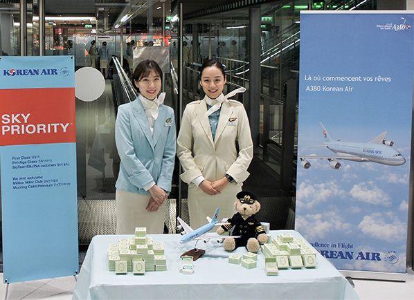 hotesses Korean Air_50 ans
