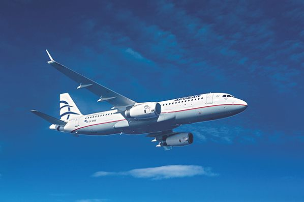 Aegean Airlines_aircraft