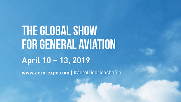 AERO Friedrichshafen  global aviation show