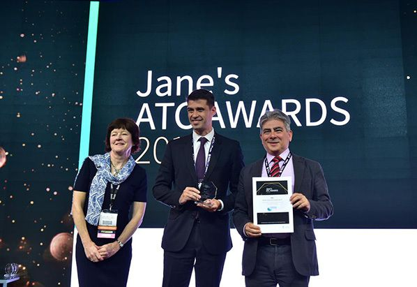 NAIRE received the Jane´s ATC Award in Environment category for Perseo Emissions together with CRIDA.