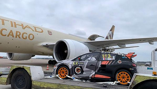 Flight Valet Etihad Cargo