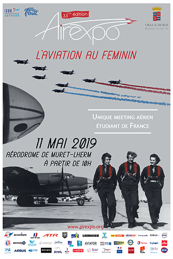 affiche airexpo 2019