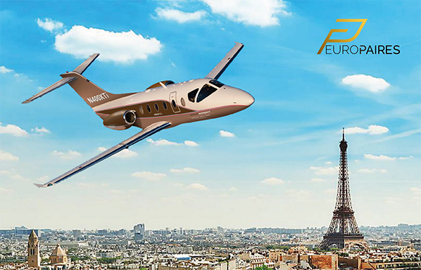 Europaires 2019 PrivateFly