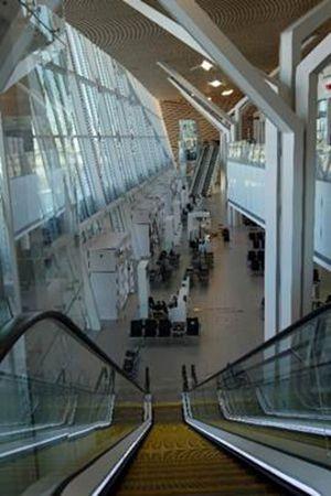 terminal aeroport ramon tel aviv israel